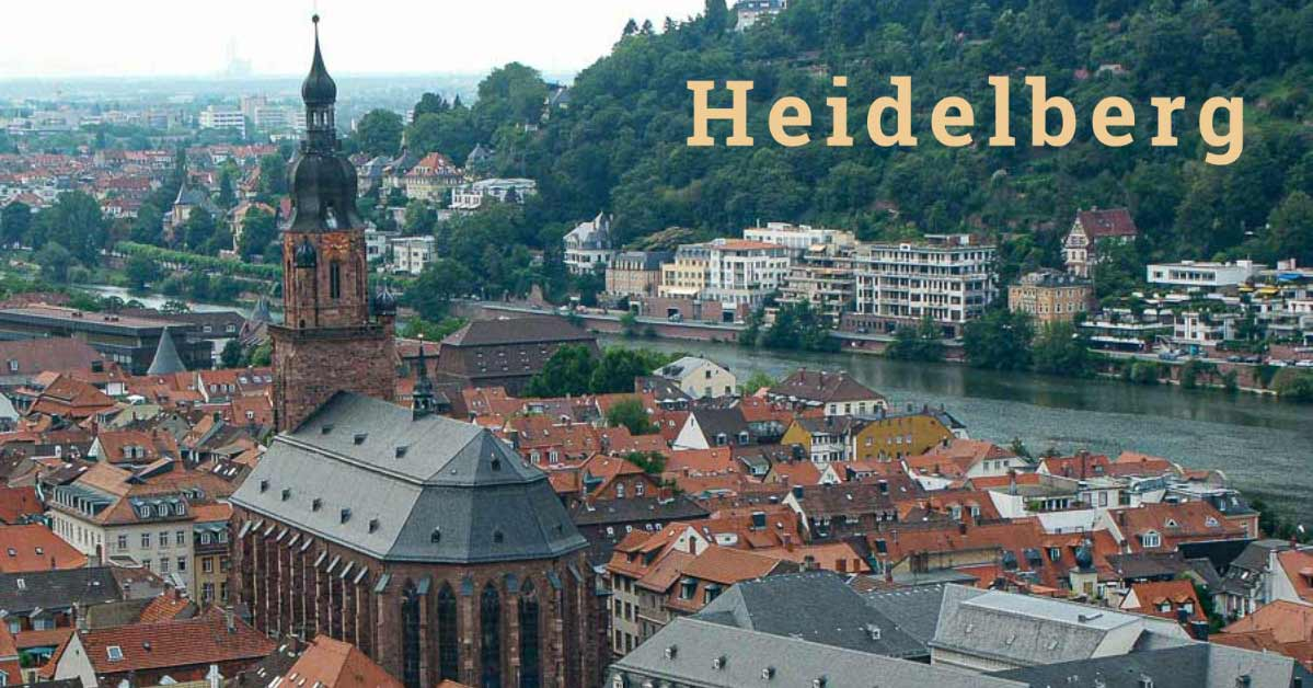 Heidelberg Germany | Wandering Europe